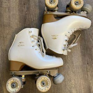 EDEA Roller skates Dance Skates EDEA MOTIVO USED
